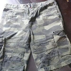 Other - Vintage Phat Farm camo shorts